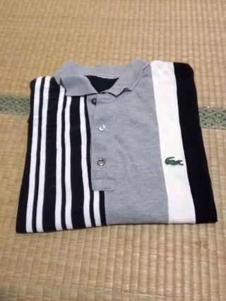 鱷魚短袖PoLo衫(二手)