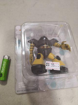 Gundam 高達 渣古 魔蟹 大魔 綠勇