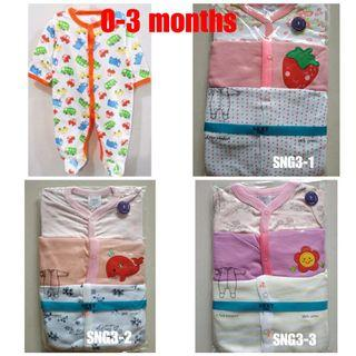 💌FREE MAILING💌NEXT Baby Sleepsuit for girl NB-12 months