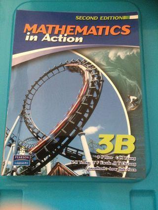 Mathematics in Action 3B