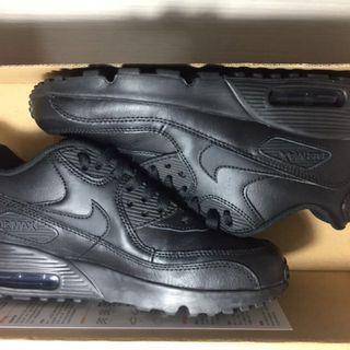 Nike Air Max 90 全黑 24.5