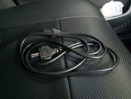 Kabel Power #BAPAU