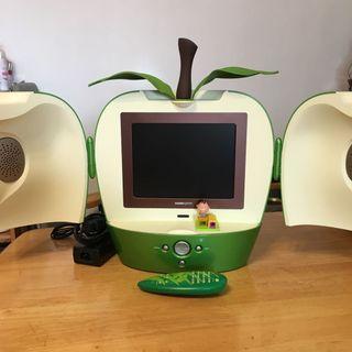 萍果型小電視