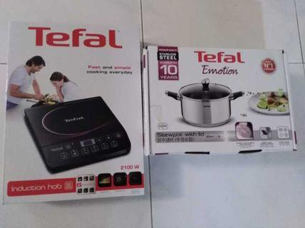 🚚 [NEW]induction cooker/hob + stewpot with lip(set)
