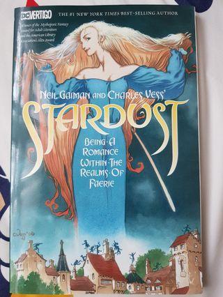 Stardust novel DC Vertigo Neil Gaiman