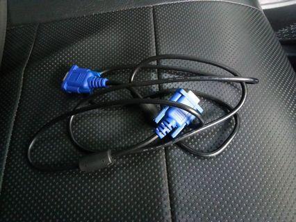 Kabel VGA #BAPAU