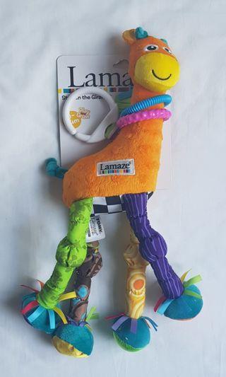 Lamaze Stretch Giraffe 0-24mths