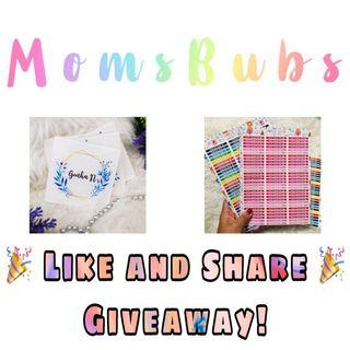 🚚 Like and Share Giveaway at Facebook!