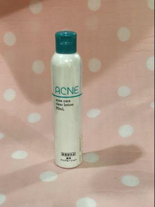 Daiso for Acne Clear Lotion