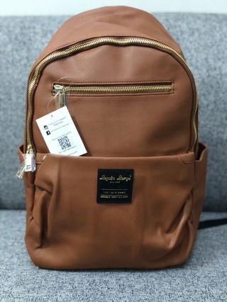 Unisex Legato Largo Leather Backpack