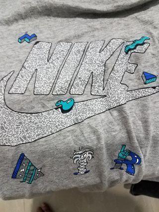 Nike Air (The Nile Tee) X Steve Plarrington