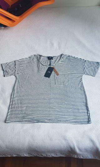 Rusty striped tshirt