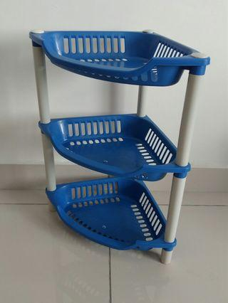 [Moving Out] kitchen rack 3-tier #RayaHome