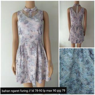 #BAPAU korean flare dress