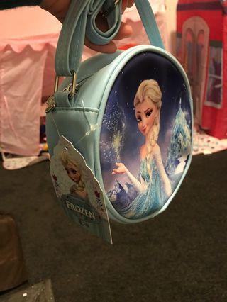 Brand new frozen Elsa shoulder bag/purse