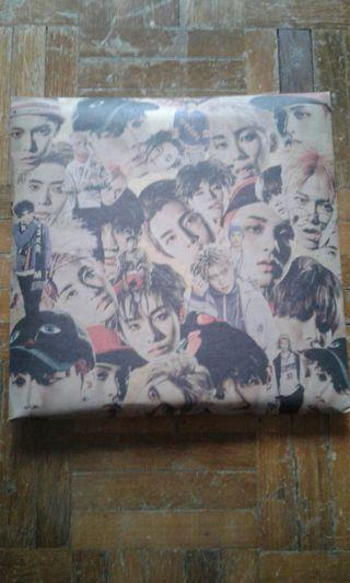 NCT127 Limitless album (unsealed)