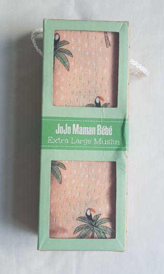 Jojo Maman Bebe Extra Large Muslin