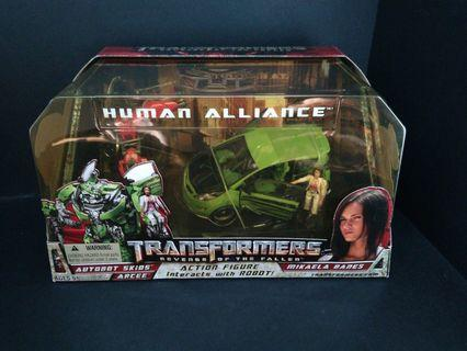 Transformers Revenge of the Fallen Human Alliance Skids