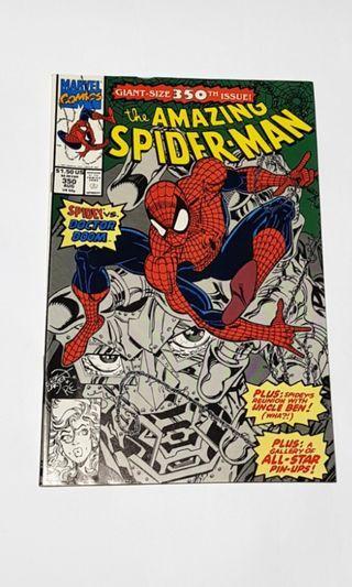 Amazing Spider-Man 350 #EndgameYourExcess