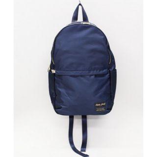 🇯🇵日本品牌Legato Largo / レガートラルゴ撥水加工光沢尼龍10口袋背包 半防水 實用 多袋 時尚💯100%正品日本直送✈️