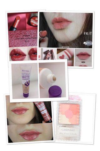 Cosmetic bundle (pre loved)