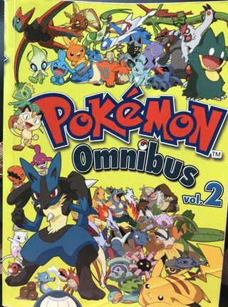 🚚 Pokémon Omnibus Vol.2