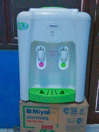 #BAPAU Dispenser Miyako wd 290 phc