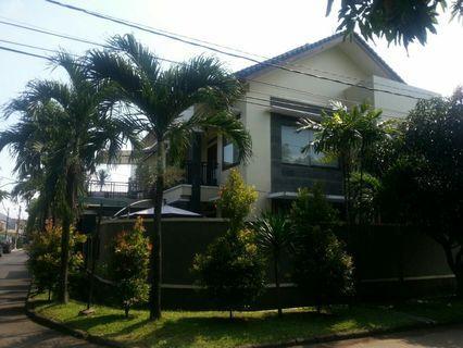Rumah Mewah Kawan Bintaro Permai Jakarta