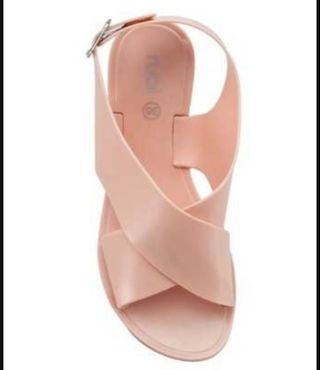 Sandals - Women's Rubi Gummy Jelly Sandals Blush