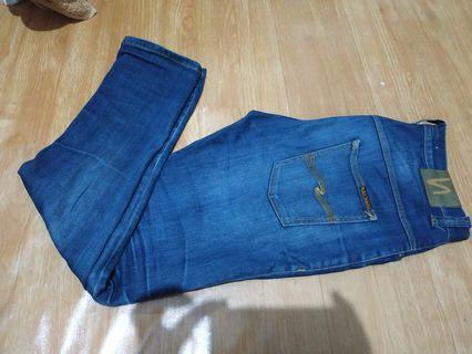 Nudie jeans tabted slim size 34