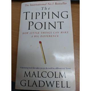 The Tipping Point Malcolm Gladwell Book Nonfiction English