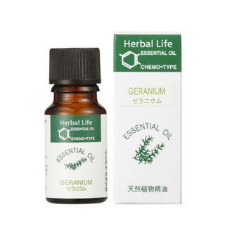 日本香薰品牌 生活の木 Geranium天竺葵香薰精油10ml