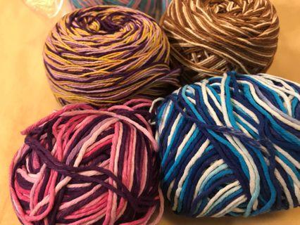 🚚 Cotton yarn