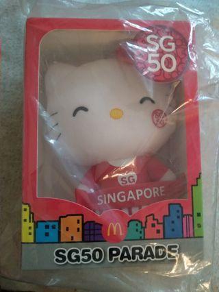 🚚 Hello kitty SG 50