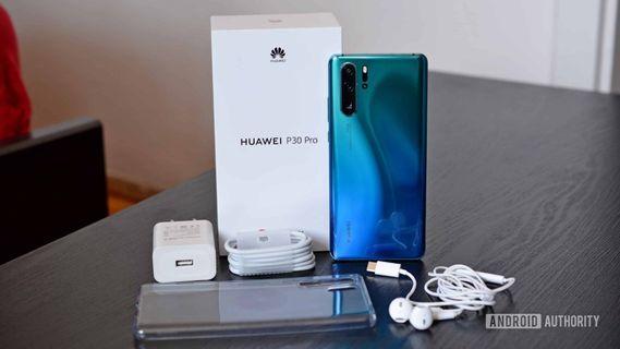(Sealed) Huawei P30 Pro 256gb Aurora