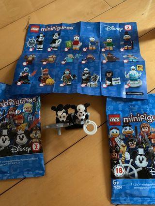 Lego Micky and Minnie