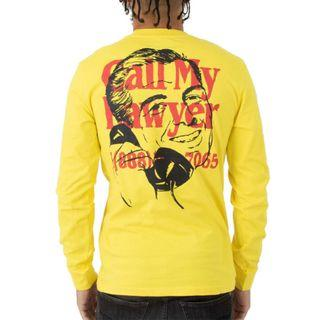 Chinatown Market Call My Lawyer Vintage Long Sleeve