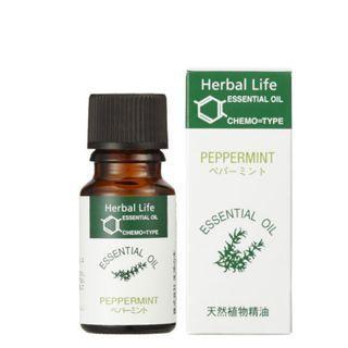 日本香薰品牌 生活の木 Peppermint薄荷香薰精油10ml