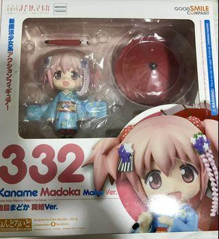 Kaname Madoka Maiko Ver. Nendoroid 332