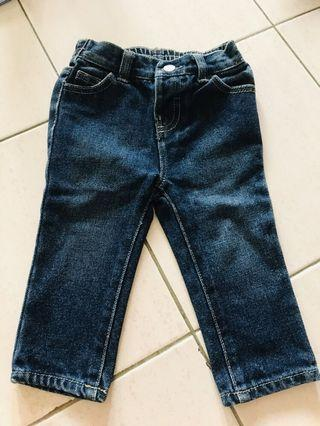 Jeans for boy 1-2y