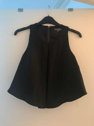 Sheike black top size 12