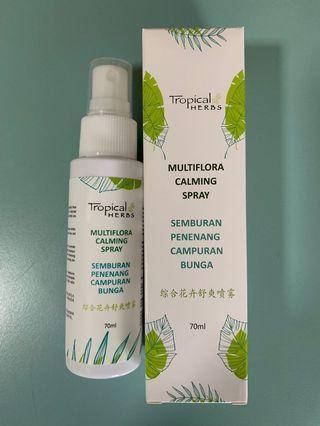 🚚 Multiflora calming spray