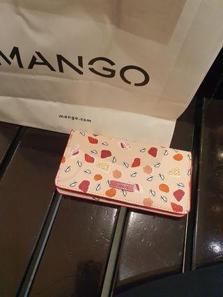 Dompet Wanita Mango Pink Original