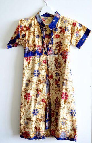 Dress Batik #BAPAU