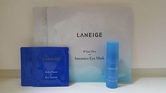 Laneige Eye Sample (5pcs)