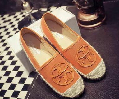 New Tory Burch style espadrilles