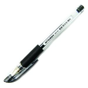 🚚 三菱0.38超細中性筆-黑UM-151