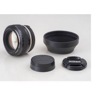 Nikon 50mm f/1.2 (mint!)