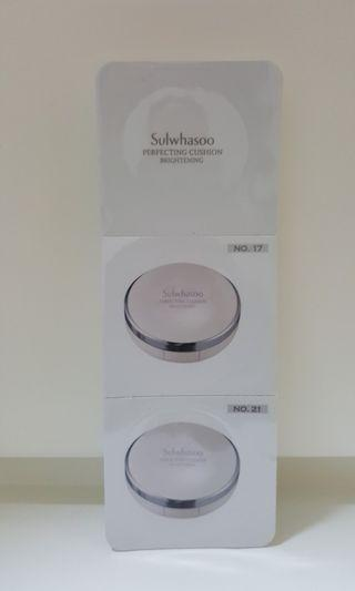 Sulwhasoo Perfecting Cushion 雪花秀