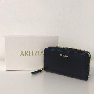 Aritzia genuine leather wallet